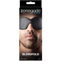 Renegade Bondage Blindfold Black Image 1