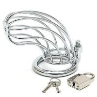 Chastity With Padlock Metal Image 1