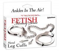 Metal Leg Cuffs Image 1