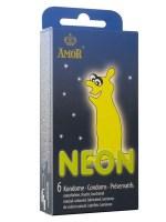 AMOR Neon Condom (6ks) Image 0