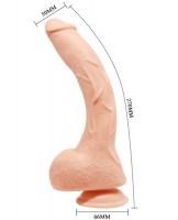 Beautiful Jack Dildo (26cm) Image 3