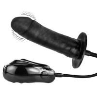 Bigger Joy Inflatable Vibrating Penis Image 1