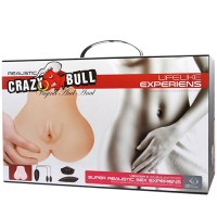 Crazy Bull Realistic Vagina and Anal Lifelike Experiens Image 6