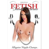 Alligator Nipple Clamps Image 3