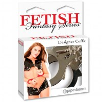 Designer Cuffs Silver Image 3