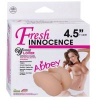 Fresh Innocence Abbey Masturbator Image 6