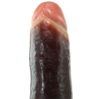 Blackout Ultra Realistic Cock (33cm BIG) Image 1
