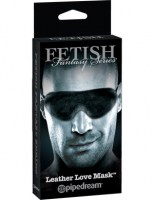 Special Edition Leather Love Mask Image 1