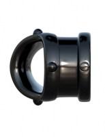 Fantasy C-Ringz - Rock Hard Cock Pipe Black Image 2