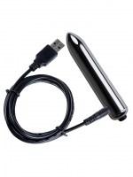 Rude Boy Intense Prostate Massager Black USB Image 1