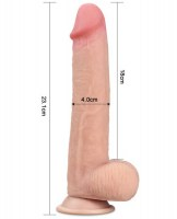 Sliding Skin Dual Layer Dong (23cm) Image 1