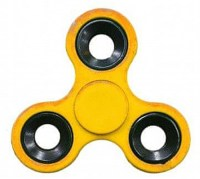 Spinner Hand Basic Yellow Image 1