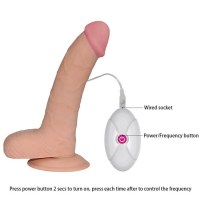 The Ultra Soft Dude Vibrating 5 (22cm) Image 2