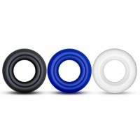 X-Basic Donut Rings-3 pack Image 1