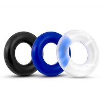 X-Basic Donut Rings-3 pack Image 2