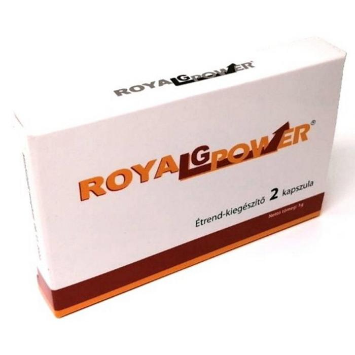 Royal G Power (2tab)