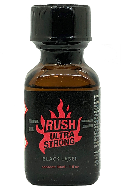 RUSH ULTRA STRONG BLACK LABEL big (30ml)