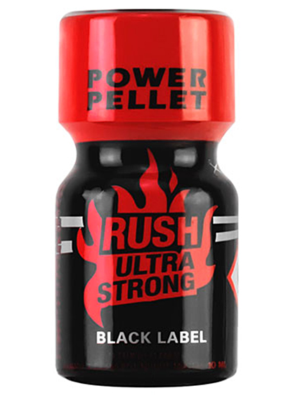 RUSH ULTRA STRONG BLACK LABEL small (10ml)