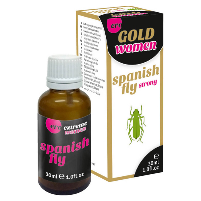 Spain Fly women GOLD strong (30ml)