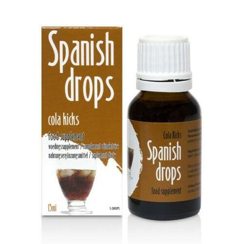 Spanish drops Cola Kicks (15ml)