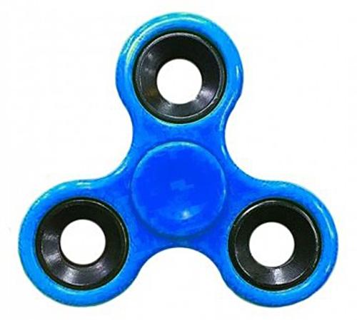 Spinner Hand Basic Blue
