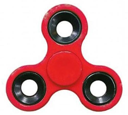 Spinner Hand Basic Red