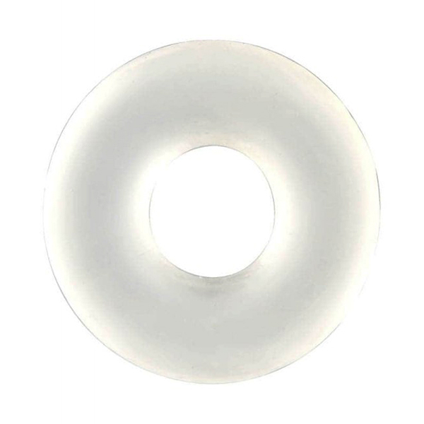 Stretchy Cockring Clear