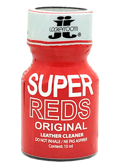 SUPER REDS small (10ml)