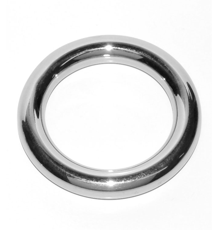 High Polished Power Cockring (40/10mm)