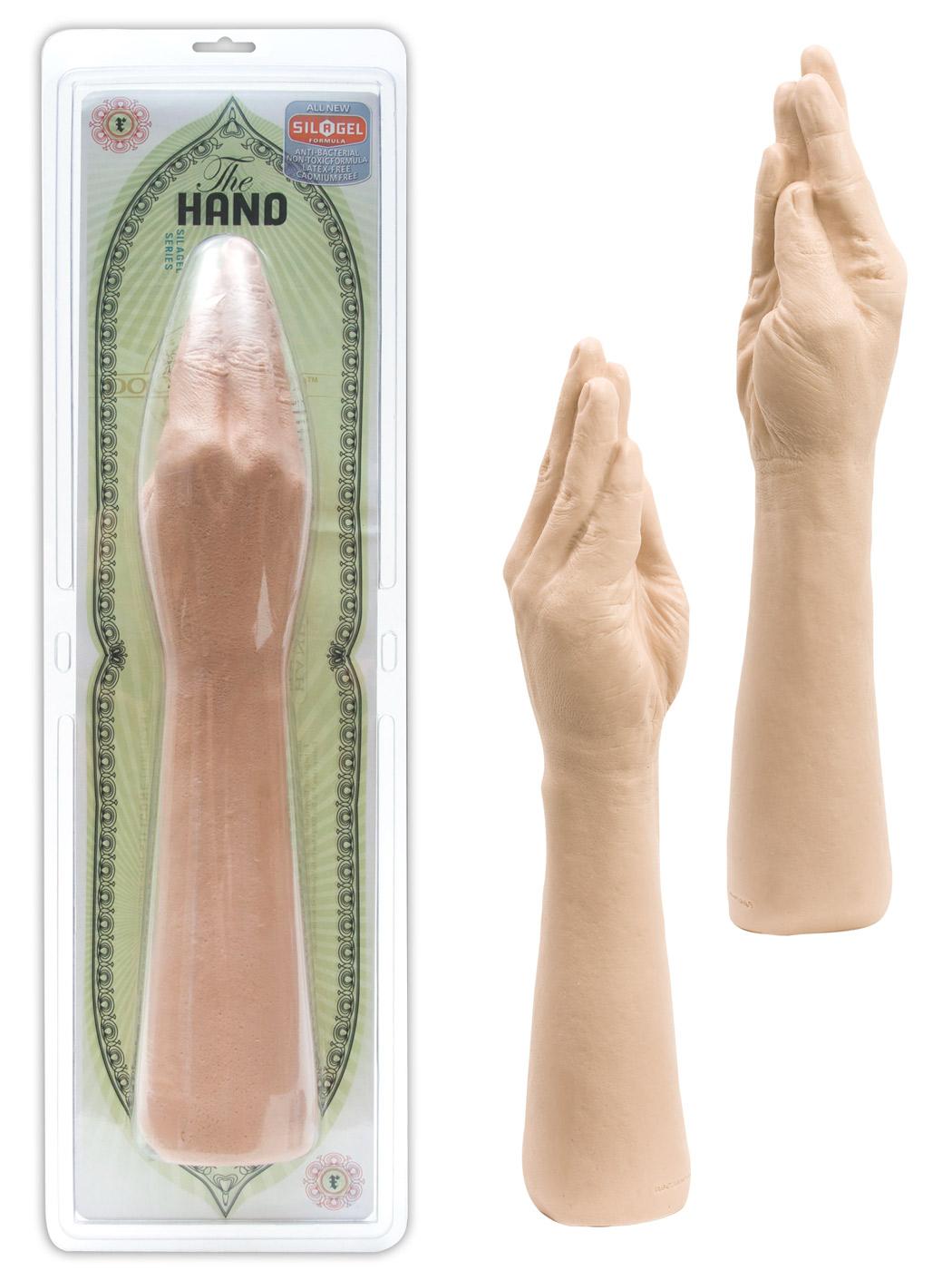 Hand White