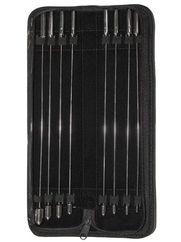 Bullet Sounds Stainless Steel Dilator Set