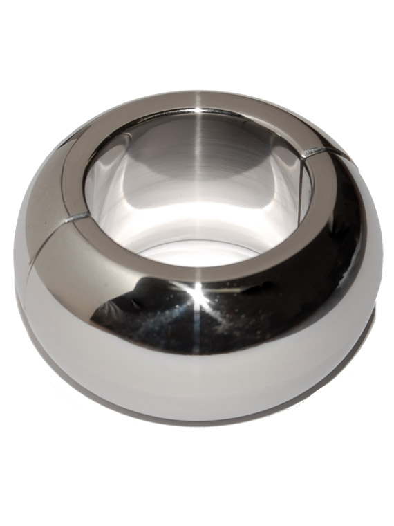 Stainless Steel Ballstretcher Oval (30 x 35mm)