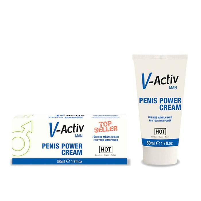 V-Activ PENIS POWER CREAM (50ml)