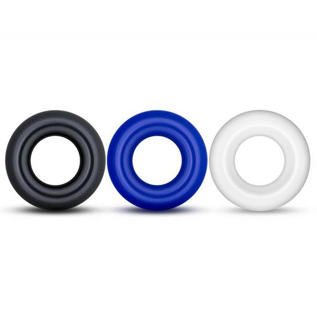 X-Basic Donut Rings-3 pack