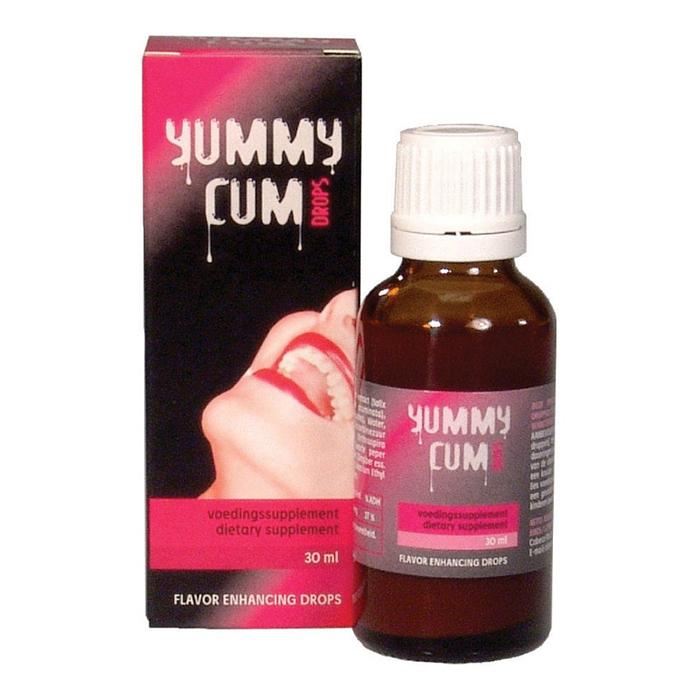 Yummy Cum Drops (30ml)