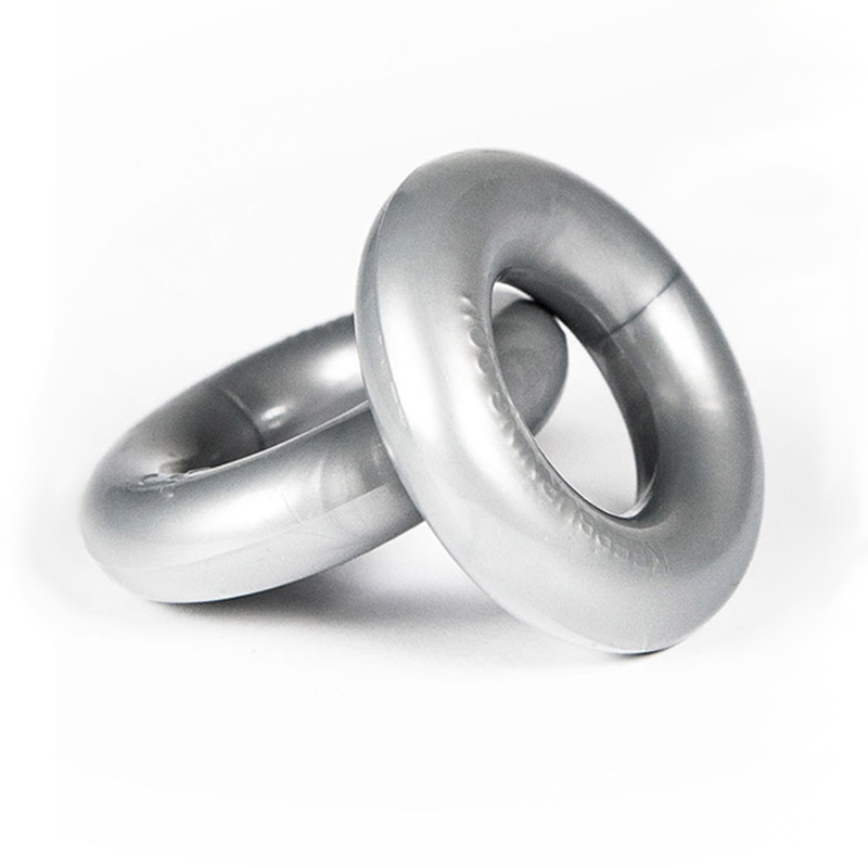 Top Cockring Silver